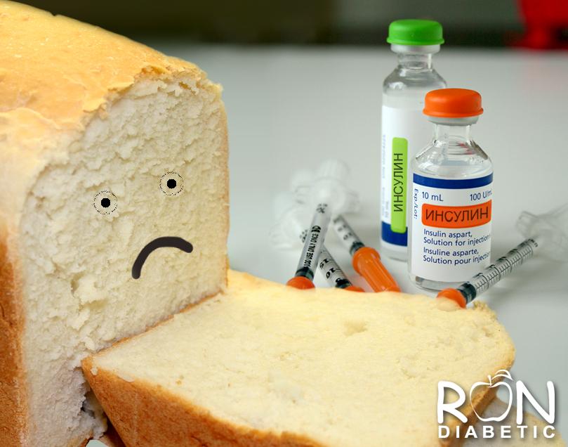 Глютен и диабет 1го типа