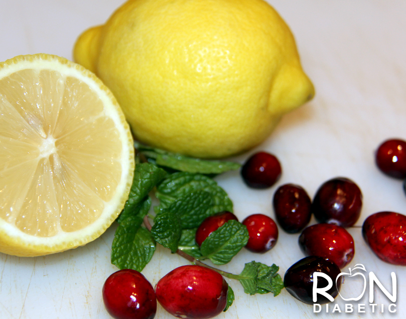 Клюквенный Лимонад