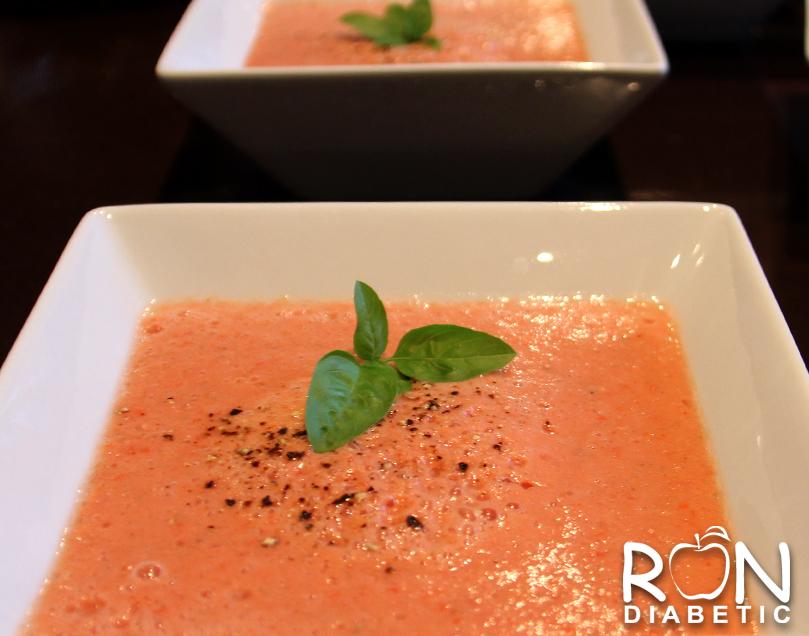 Вкусные сыроедческие супы