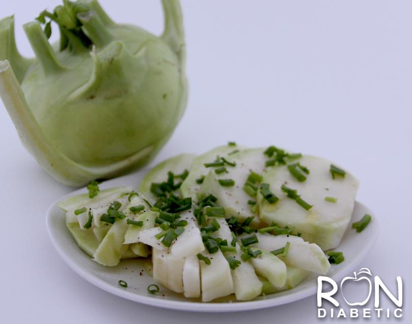 овощ кольраби