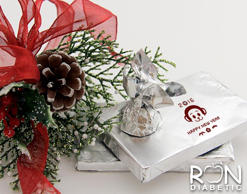 Домашние шоколадные конфеты без сахара