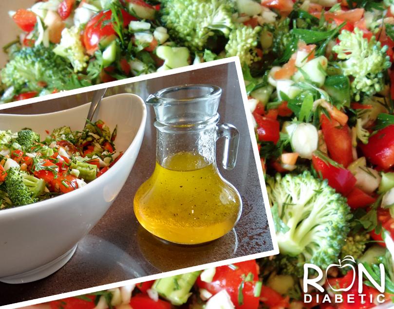 Заправка для салатов всех видов