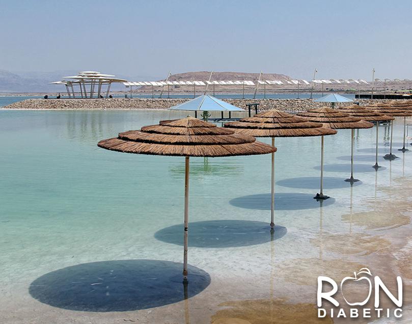 Пляж отеля HERODS