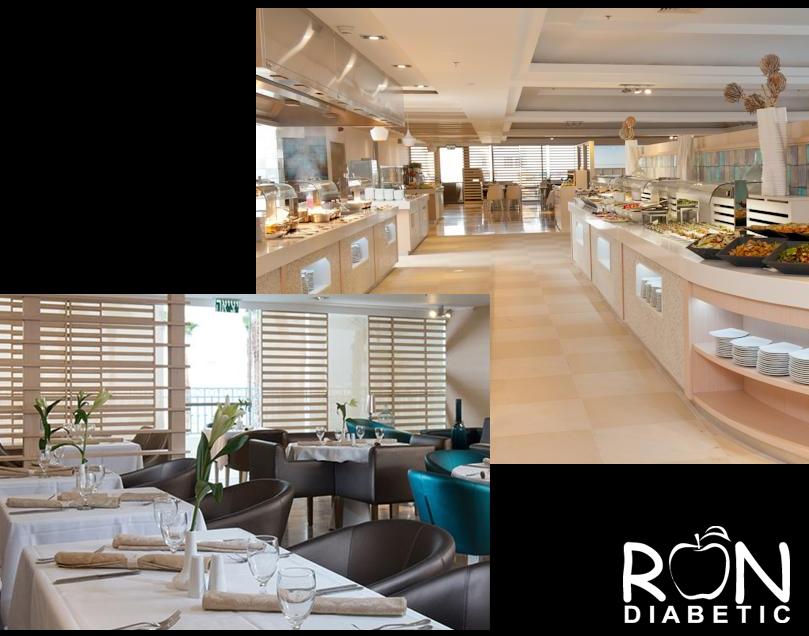 Ресторан отеля HERODS