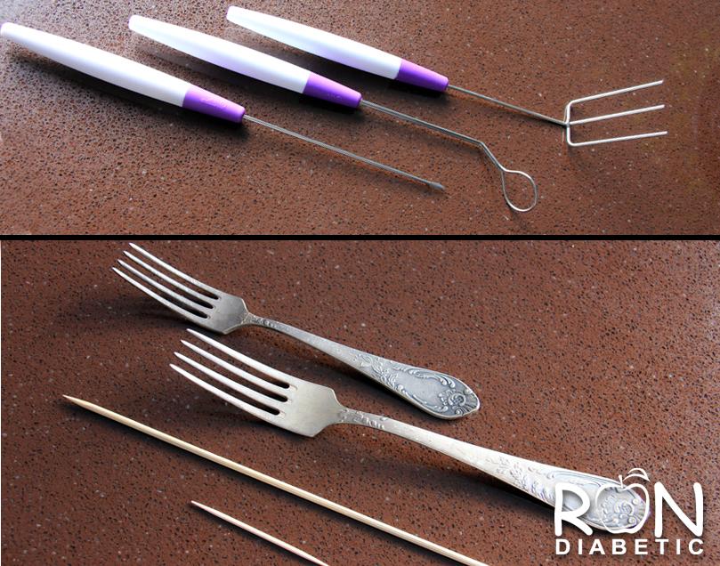 Инструменты используемые для фруктов