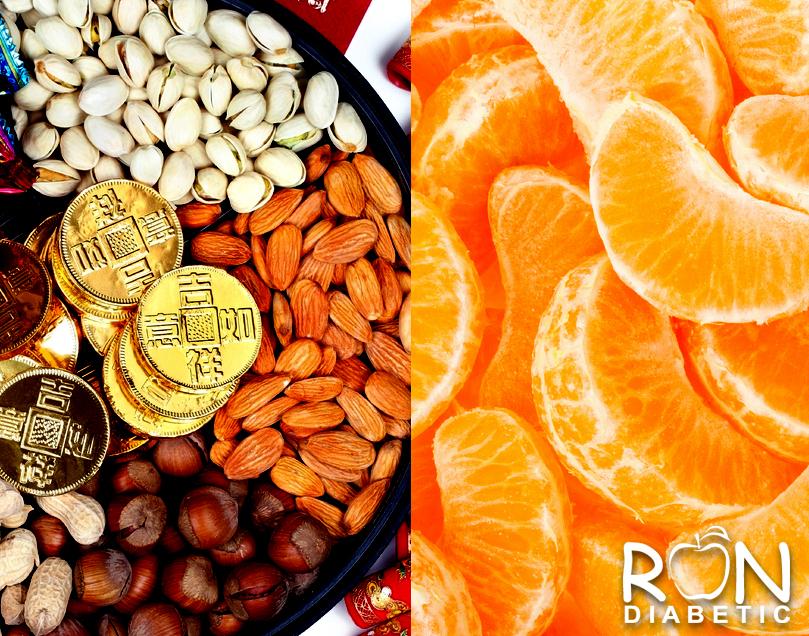 Апельсины + Золото = Удача