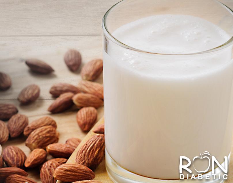 Mиндальное молоко в домашних условиях - рецепт