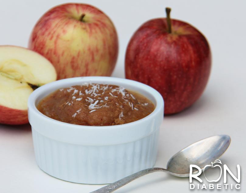 Рецепт яблочного пюре без сахара в домашних условиях