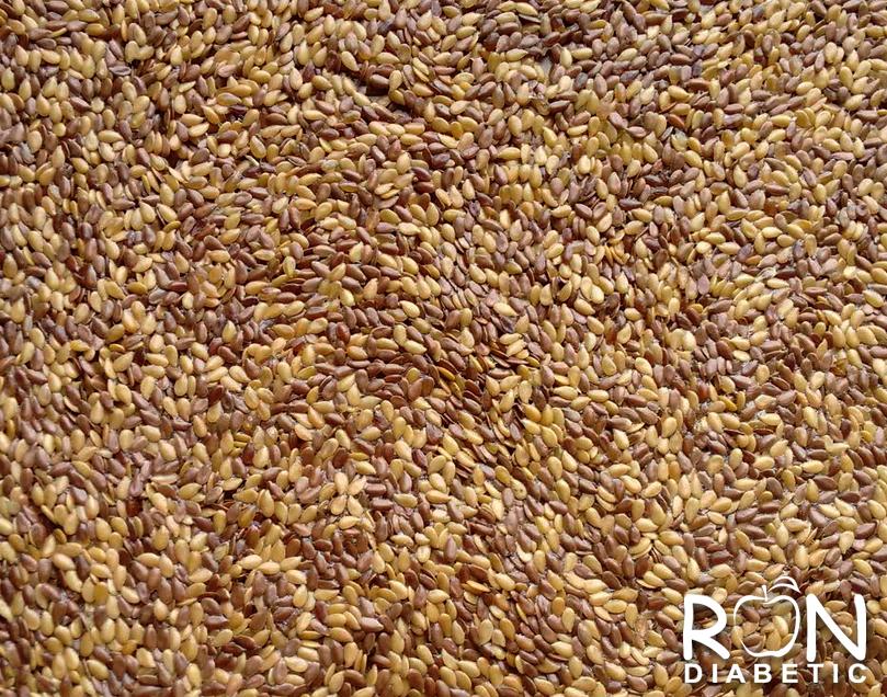 Очень простой рецепт крекеров с семенами льна