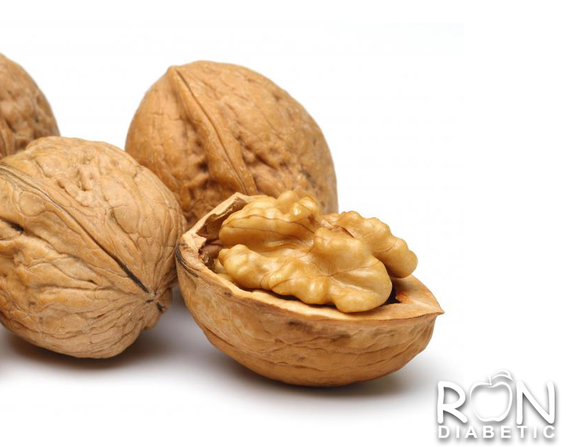Грецкие орехи против диабета рецепт