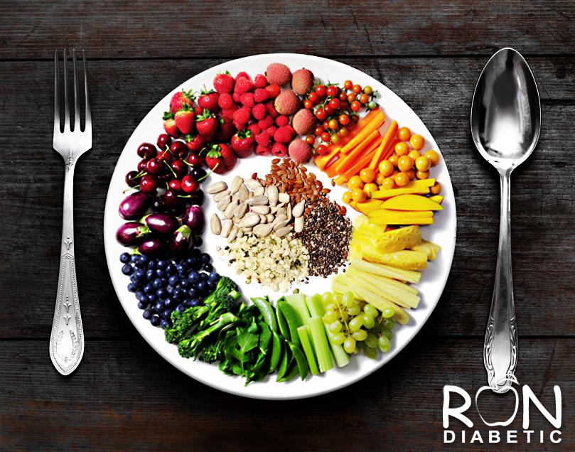 Радуга на вашей тарелке: полезные фрукты и овощи