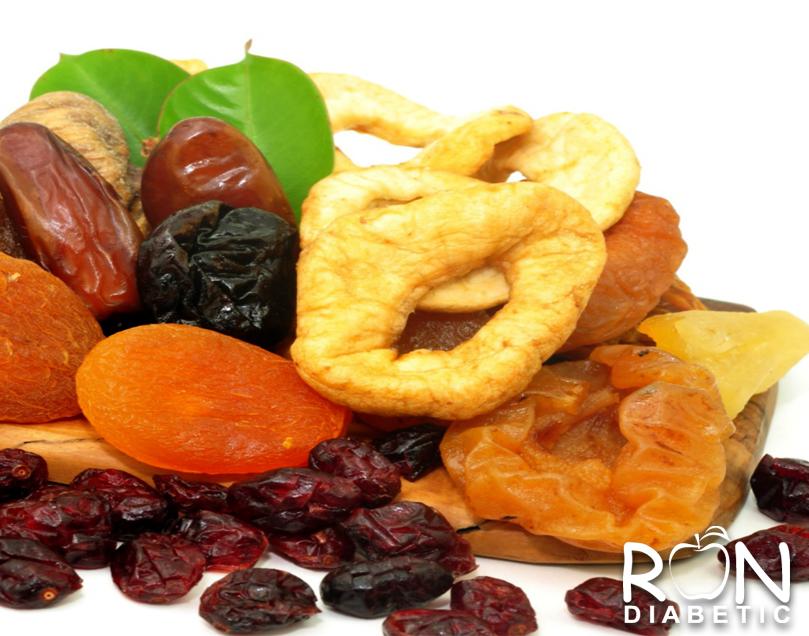 Сухофрукты и диабет: правда о сухофруктах