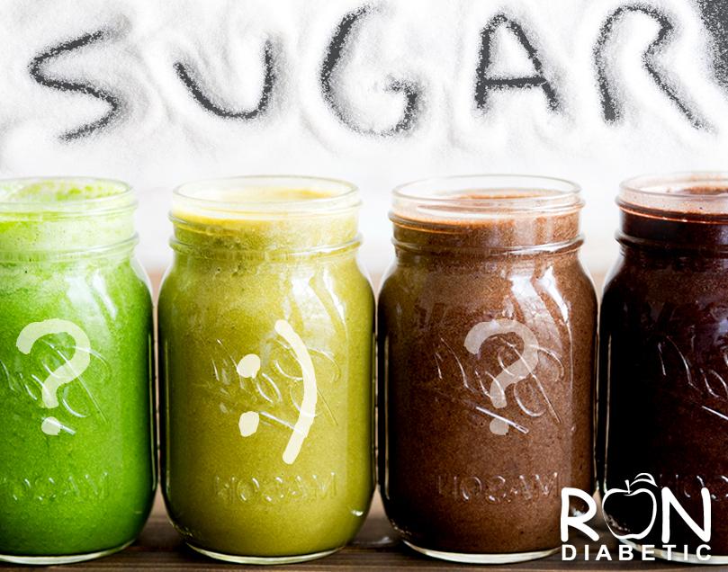 Фруктовые смузи (коктейли): польза или вред для диабетика ведь они содержат сахар