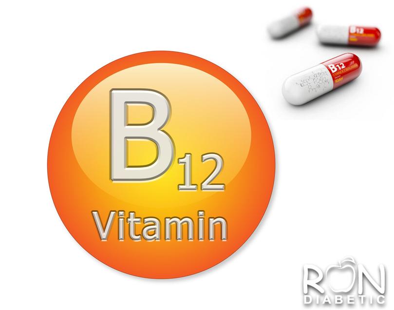 Диабет и дефицит витамина B12