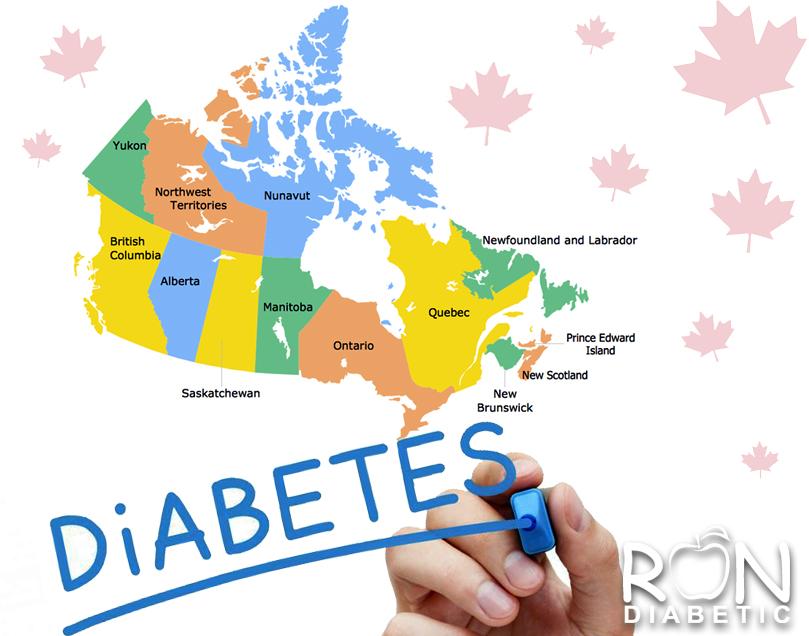 Льготы для диабетиков 1-го-типа в Канаде