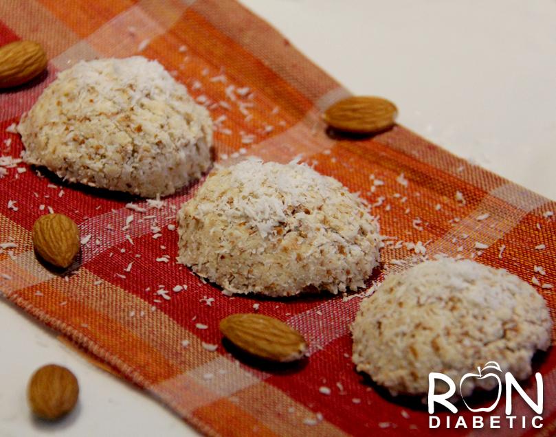 Вкуснейшее сыроедческое печенье из миндального жмыха