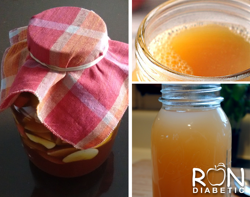 Простой рецепт приготовления яблочного уксуса в домашних условиях