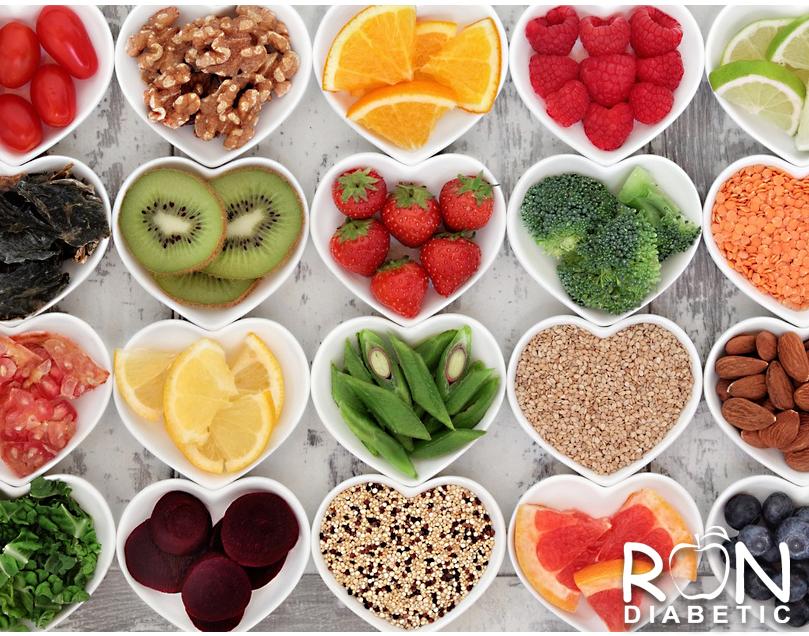 Продукты с высоким содержанием клетчатки (пищевых волокон)