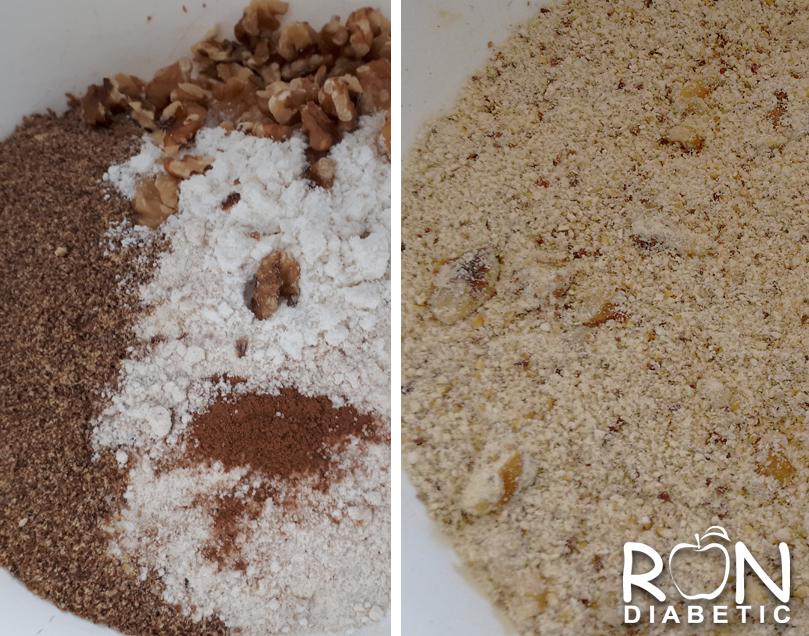 Пошаговый рецепт вкуснейшей безглютеновой шарлотки