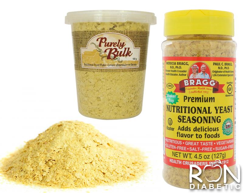 Пищевые дрожжи (nutritional yeast)