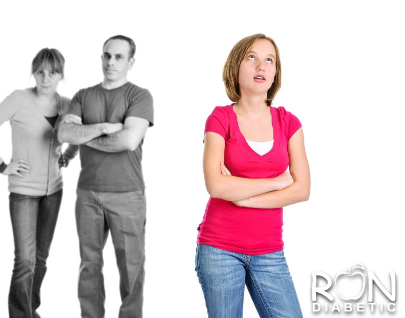 Ошибки родителей в общении с подростками