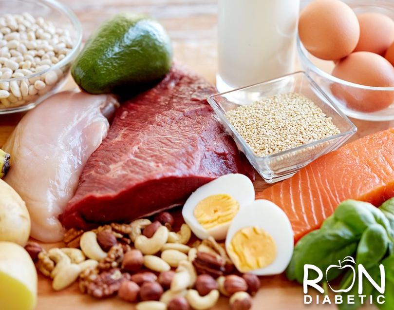 Влияние белков и жиров на уровень глюкозы в крови