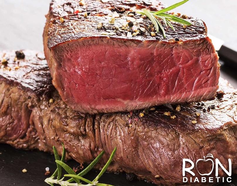 Личные наблюдения: мясо поднимает сахар в крови?